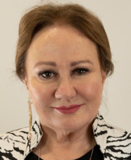 Mayor Gillian Aldridge
