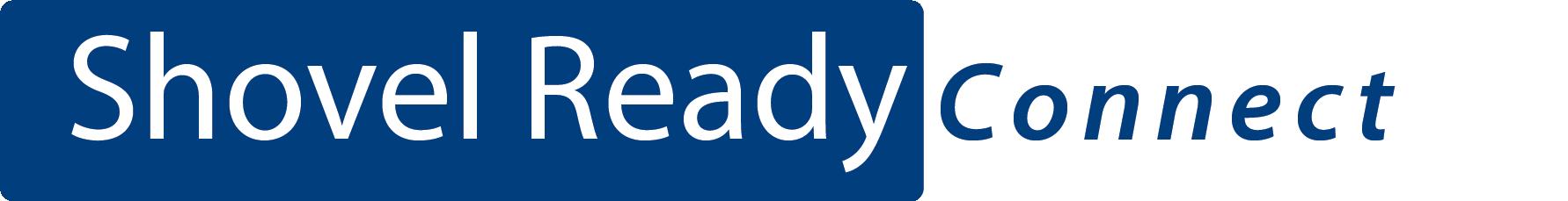 Shovel ready connect logo