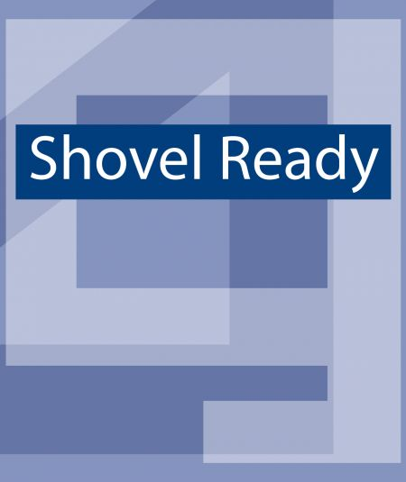 Shovel Ready button