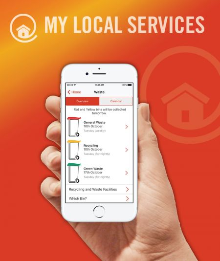My Local Services App Image