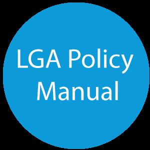 LGA Policy Manual