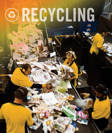 Part of your everyday - recycling