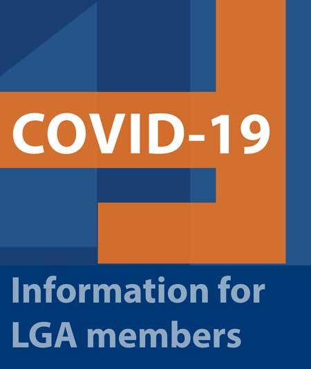 Covid19 Members information button - 2nd Wave 2020